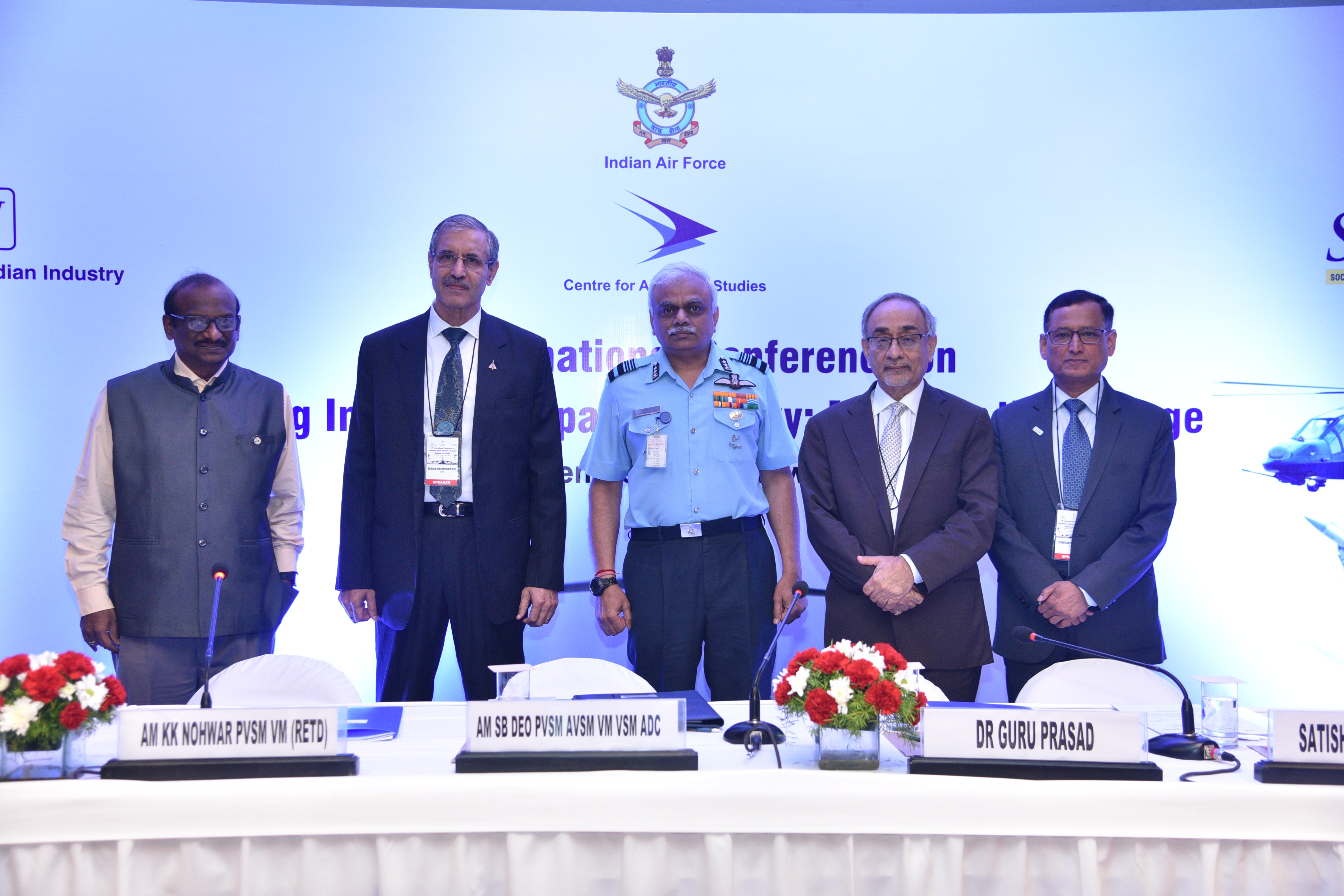 Inaugural Session of the 13th International Conference on Energising Indian Aerospace Industry